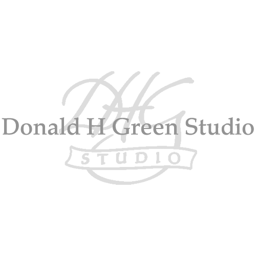 Donald Green Studio Logo